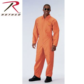 7417 Orange Flightsuits
