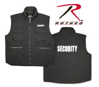 Rothco Security Ranger Vest-