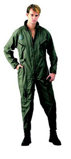 7500 Olive Drab Flightsuits
