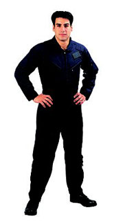Navy Blue Flightsuits