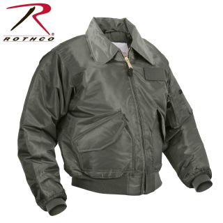 Rothco CWU-45P Flight Jacket-Rothco