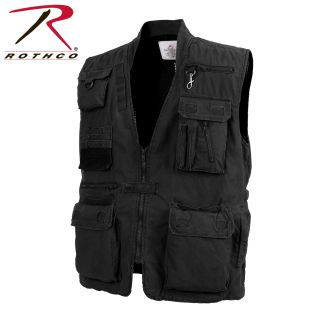 Rothco Deluxe Safari Outback Vest-Rothco