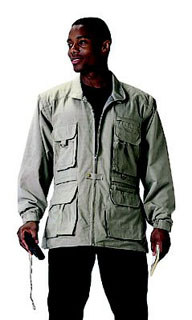 Rothco Convertible Safari Jacket-