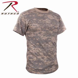 Rothco Kids Vintage Camo T-Shirt-Rothco