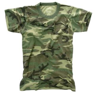 7605_Rothco Kids Vintage Camo T-Shirt-