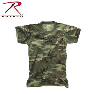 Rothco Kids Vintage Camo T-Shirt-