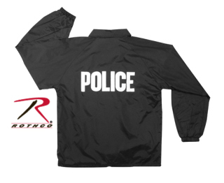 Rothco Lined Coaches Police Jacket-