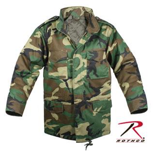 Rothco Kids M-65 Field Jacket-