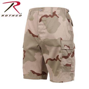7672_Rothco Camo BDU Shorts-Rothco