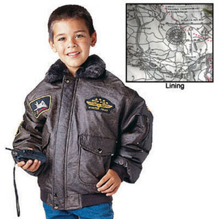 Rothco Kids WWII Aviator Flight Jacket-