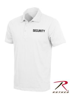 Rothco Law Enforcement Printed Polo Shirts-Rothco