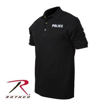 7699_Rothco Security Polo Shirt-Rothco