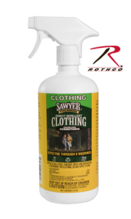 Sawyer Permethrin Clothing Insect Repellent Trigger Spray-