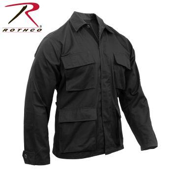 Rothco Poly/Cotton Twill Solid BDU Shirts-Rothco