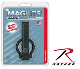 'Maglite'' Leather Belt Holder