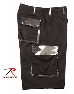 Rothco Camo Accent Shorts-Rothco
