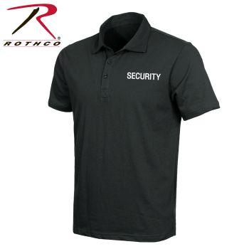 7798_Rothco Security Polo Shirt-
