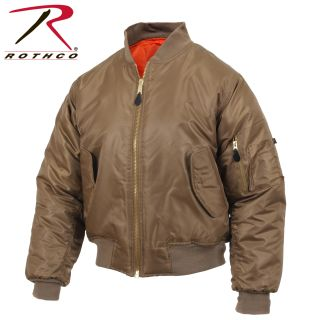 Rothco MA-1 Flight Jacket-Rothco