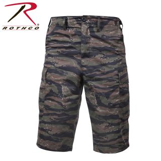 Rothco Long Length Camo BDU Short-Rothco
