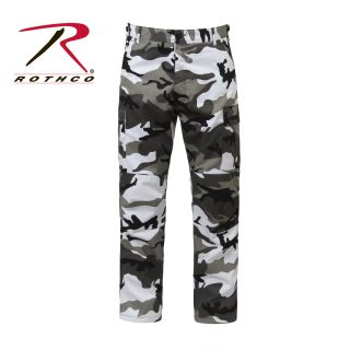Rothco Color Camo Tactical BDU Pant-Rothco