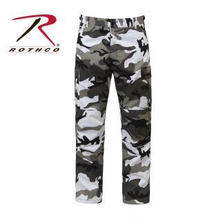 Rothco Color Camo Tactical BDU Pant-