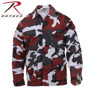 Rothco Color Camo BDU Shirt-Rothco