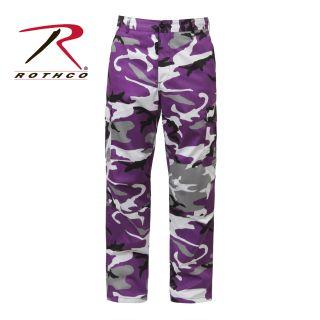 7926_Rothco Color Camo Tactical BDU Pants-