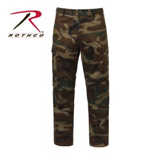 Rothco Camo Tactical BDU Pants-