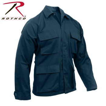 Rothco Poly/Cotton Twill Solid BDU Shirts-