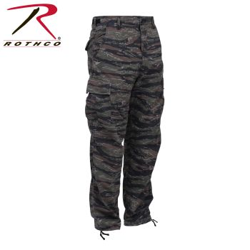 Rothco Camo Tactical BDU Pants-Rothco