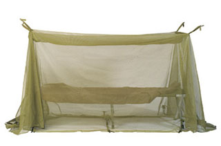 Rothco G.I. Type Enhanced Field Size Mosquito Net Bar-Rothco