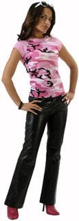 Rothco Short Sleeve Camo Raglan T-Shirt-Rothco