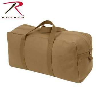 Rothco Canvas Tanker Style Tool Bag-