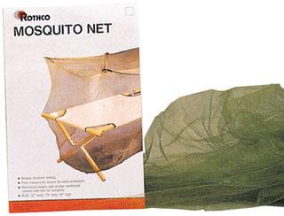 +rothco Mosquito Net Bar / 79'' X 32'' X 59'' - Od