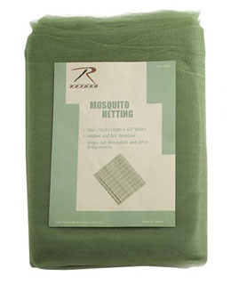 Rothco G.I. Type Mosquito Netting-