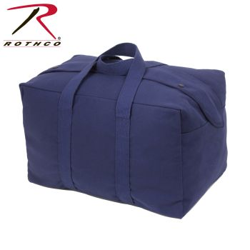Rothco Canvas Small Parachute Cargo Bag-Rothco