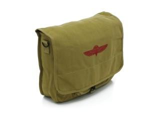8120_Rothco Canvas Israeli Paratrooper Bag-