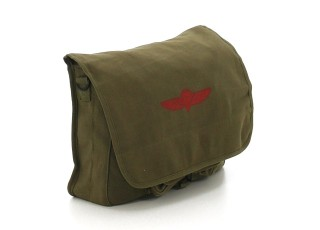 Rothco Canvas Israeli Paratrooper Bag-