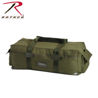 Rothco Canvas Israeli Type Duffle Bag-