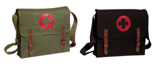 Rothco Canvas Nato Medic Bag-Rothco