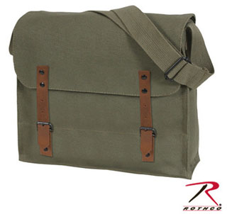 Rothco Canvas Medic Bag / No Imprint - Olive Drab