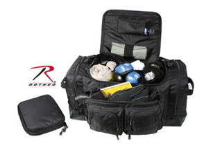 Rothco Deluxe Law Enforcement Gear Bag-