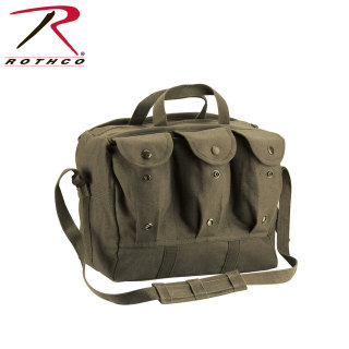 Rothco Canvas Medical Equipment Bag-