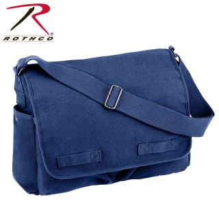 Rothco Vintage Washed Canvas Messenger Bag-