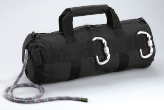 Rothco Black Stealth Rappelling Bag-