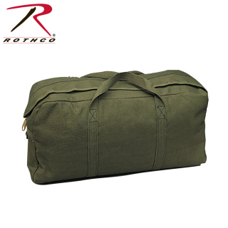 Rothco Canvas Tanker Style Tool Bag-