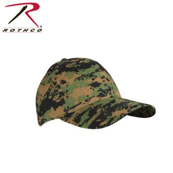 Rothco Supreme Camo Low Profile Cap-