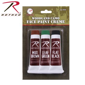 Rothco Camouflage Face Paint Creme-Rothco