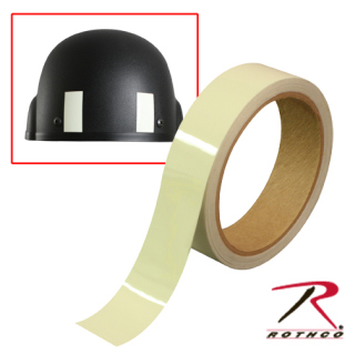 Rothco Military Phosphorescent Luminous Tape-Rothco