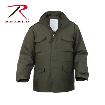 8245 Rothco M-65 Field Jacket w/Liner - Olive Drab